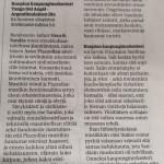 Savon Sanomat 7.4.2018