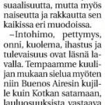 Länsiväylä 01.02.2012